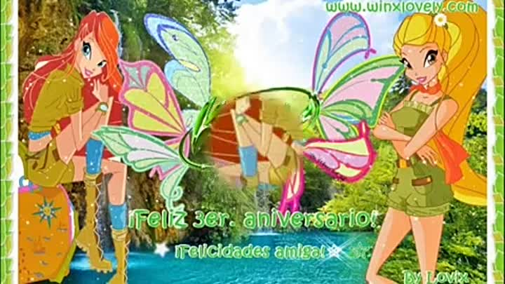 Winx Club Season 5 NEW Pictures 4REAL Part.2