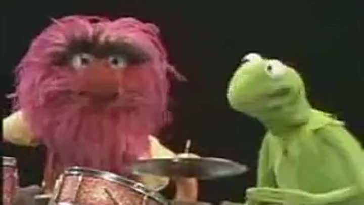 Видео: ANIMAL - MUPPET SHOW