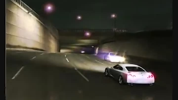 Need For Speed Underground 2 Car mod Nissan GT-R R35
