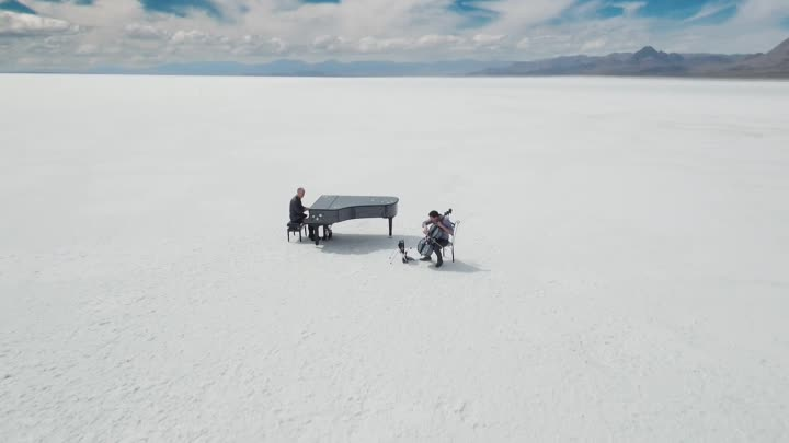 Coldplay - A Sky Full of Stars - The Piano Guys Founders Thank You Video1