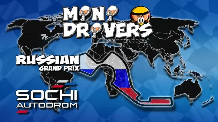 Видео: [ENGLISH] MiniDrivers - Chapter 7x15 - 2015 Russian Grand Prix