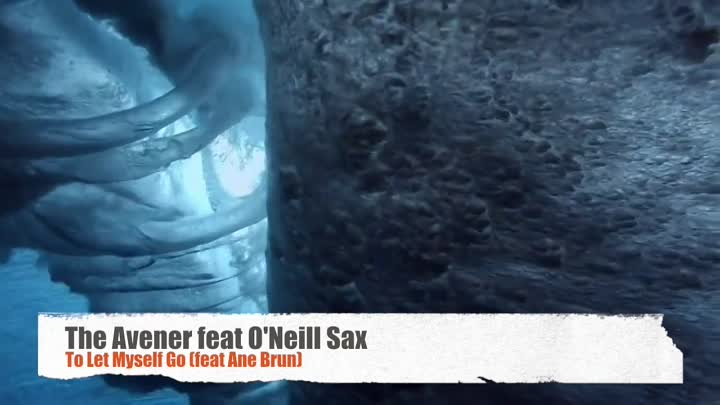 The Avener feat O'Neill Sax - To Let Myself Go (Feat Ane Brun)