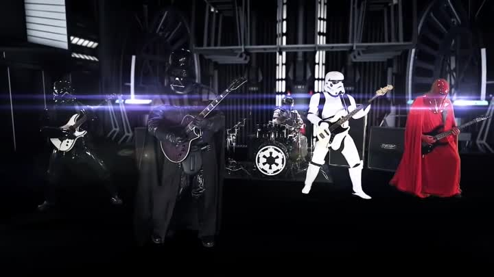 Видео: Star Wars Main Theme - Single by Galactic Empire(2015)