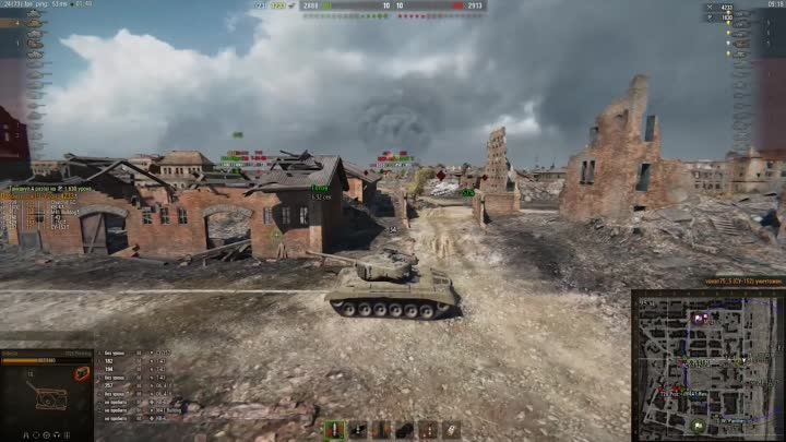 НЕ СМОТРЯ НИ НА ЧТО World of Tanks (wot)