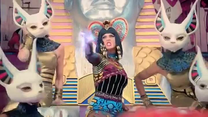 Katy Perry - Dark Horse feat. Juicy J (Video official) VEVO