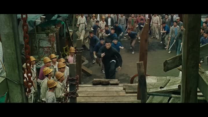 Видео: Ip Man 3 Official Teaser Trailer #1 (2015) - Donnie Yen, Mike Tyson Action Movie HD