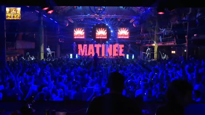 Part 36-Best global night club Amnesia ibiza MATINEE amazing party dance bikini sexy girl electro
