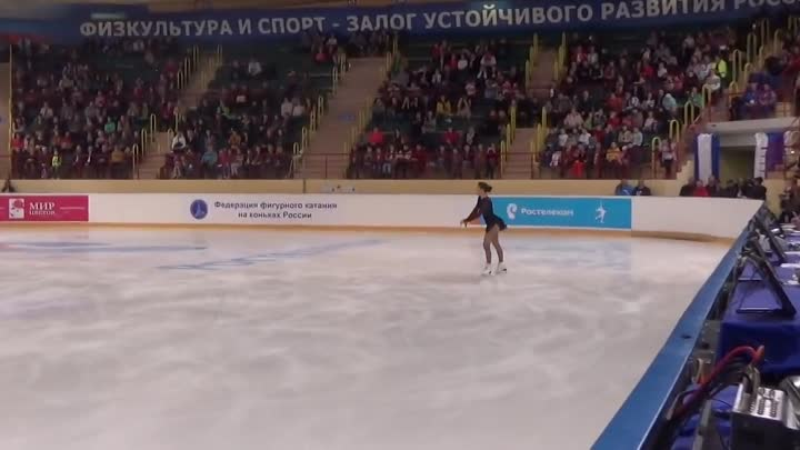 Видео: 2015 ISU CS Mordovian Ornament. Short Dance. Ladies - Free Program. Adelina SOTNIKOVA