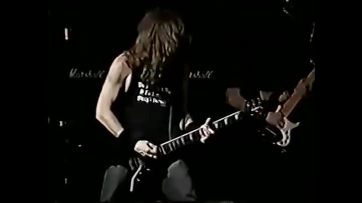 Видео: Megadeth - The Conjuring (2001)