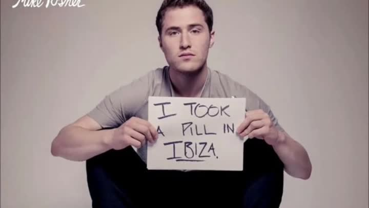Mike Posner – I Took A Pill In Ibiza (Seeb Radio Edit)