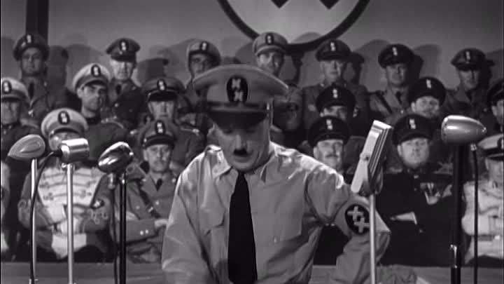 Великий диктатор / The Great Dictator [1940] [DVDRip]