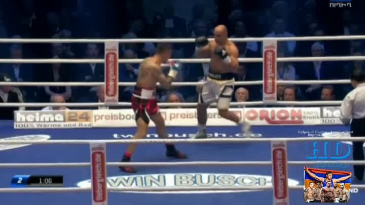 Arthur Abraham vs. Martin Murray