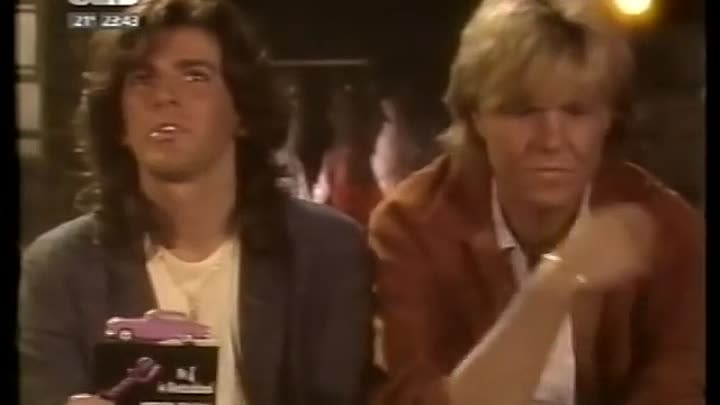 Видео: Modern Talking - You Can Win If You Want /Formel Eins, 07.05.1985/