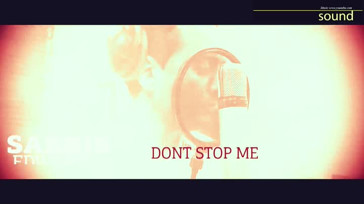"Sarkis Edvards ""DONT STOP ME"""