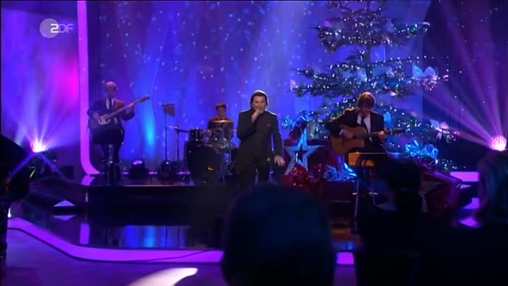Видео: Thomas Anders - The Christmas song (Mein allerschonstes Weihnachtslied 21.12.2010)