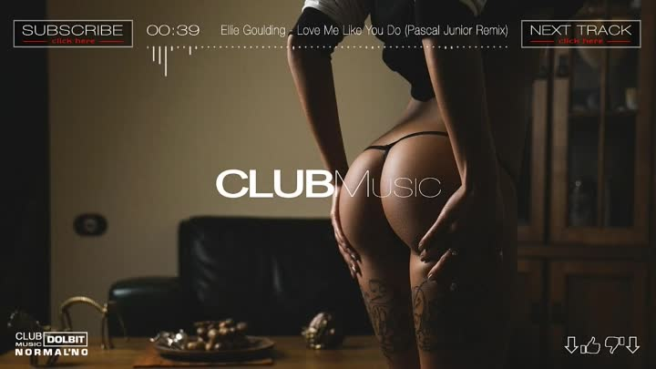 Ellie Goulding - Love Me Like You Do (Pascal Junior Remix)