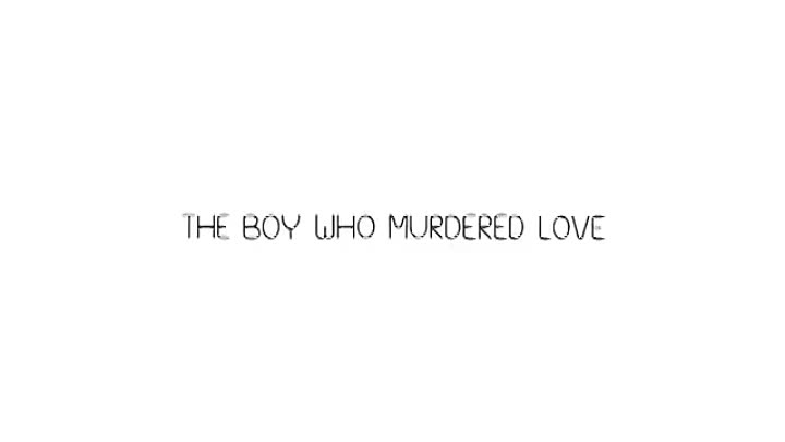 Видео: √Bestamvsofalltime ▪ The Boy Who Murdered Love