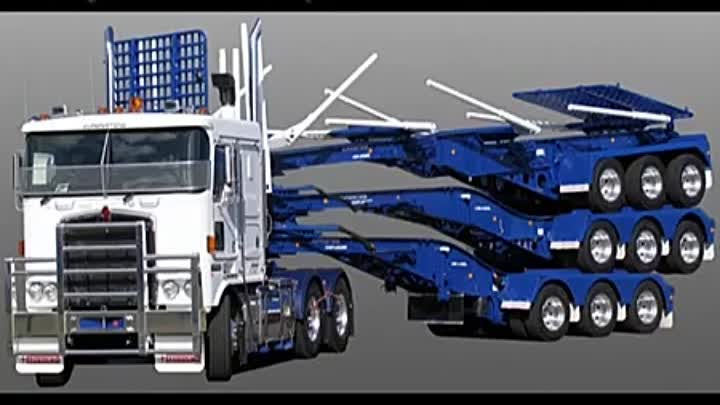 Road Train Elphinstone Easyloader