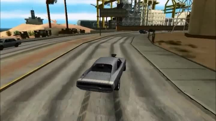 Видео: Тест-Драйв Dodge Charger RT v2 (Gta)