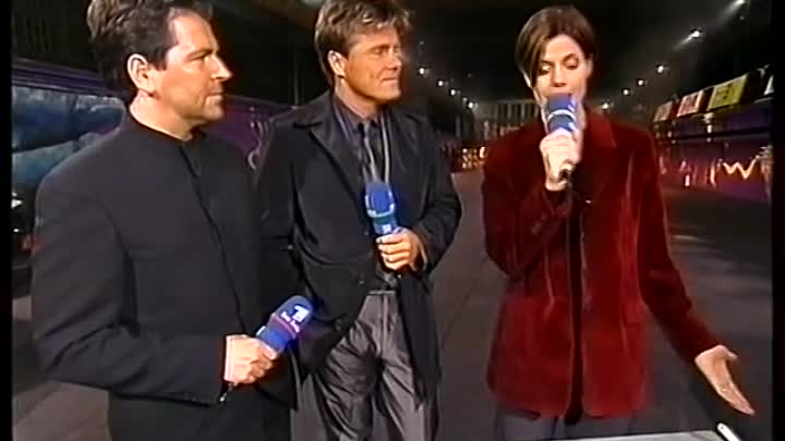 Видео: Modern Talking - You Are Not Alone /ARD 'Guinness - Die Show der Rekorde' 10.04.99/