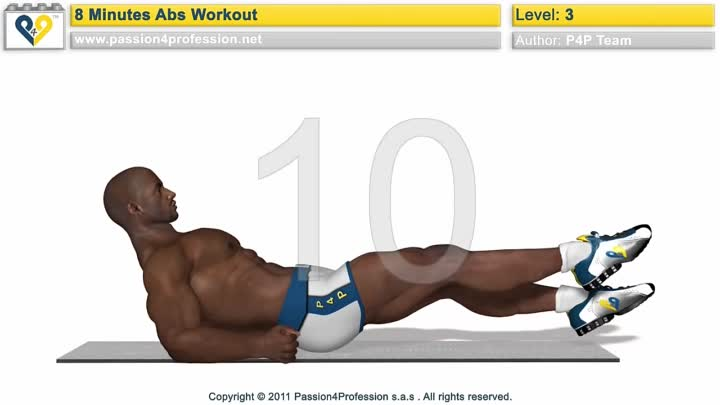P4p Abs Workout Level 3 | sport1stfuture org