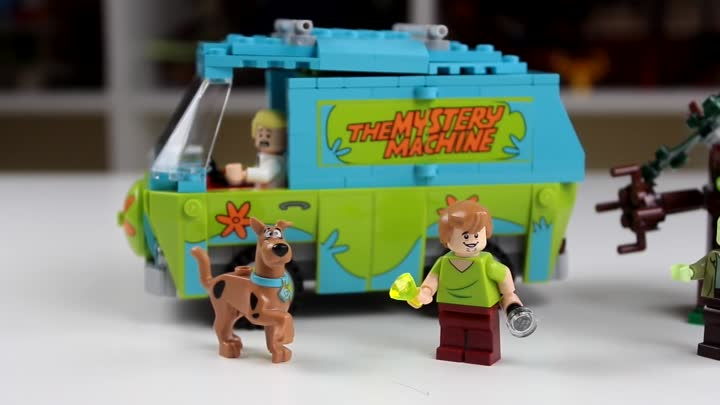 Doo 75902 Machineтаинственная Машина Lego The Scooby Mystery TlKJcF31