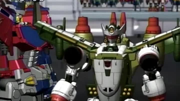 Видео: [WwW.VoirFilms.org]-Transformers Galaxy Force Episode 001 -001