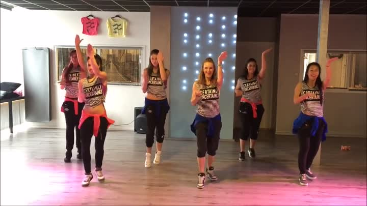 PSY - DADDY - Easy Fitness ( Kids ) & Cover dance Choreography