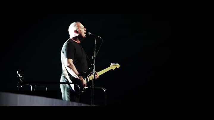 Видео: Roger Waters + David Gilmour (Pink Floyd) - Comfortably Numb - 2011 - Live in O2 Arena - HD 720p - группа Рок Тусовка HD / Rock Party HD