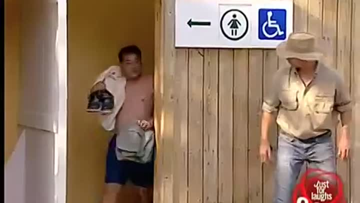 Funny Prank - Womens Changing Room