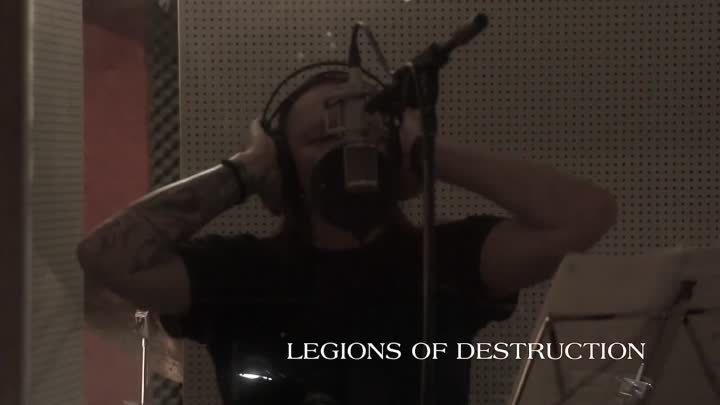 Видео: BELPHEGOR - Vocal Recording: Conjuring The Dead (OFFICIAL TRAILER)