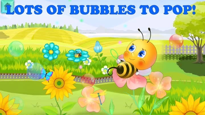 Видео: Learning Puzzle: Bubble Journey