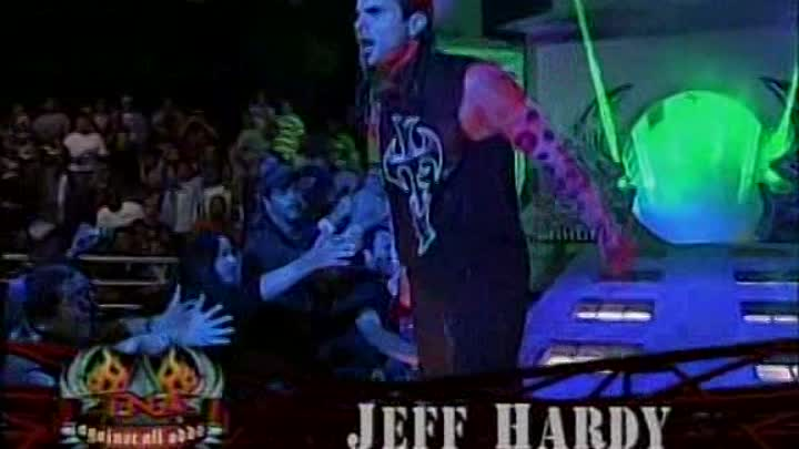 Видео: 15. Abyss vs Jeff Hardy - Full Metal Mayhem - No .1 Contender For The NWA World Heavyweight Championship - Against All Odds 2005