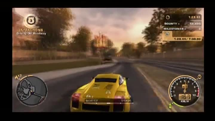 Видео: Need for Speed Most Wanted challenge 20