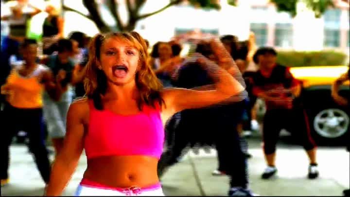 Britney Spears - ...Baby One More Time (Official Music Video)