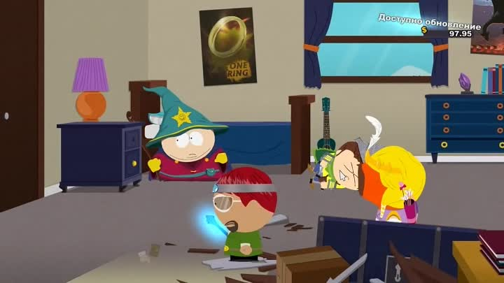 Видео: South park: The stick of Truth #8 - БИТВА С БАРДОМ!