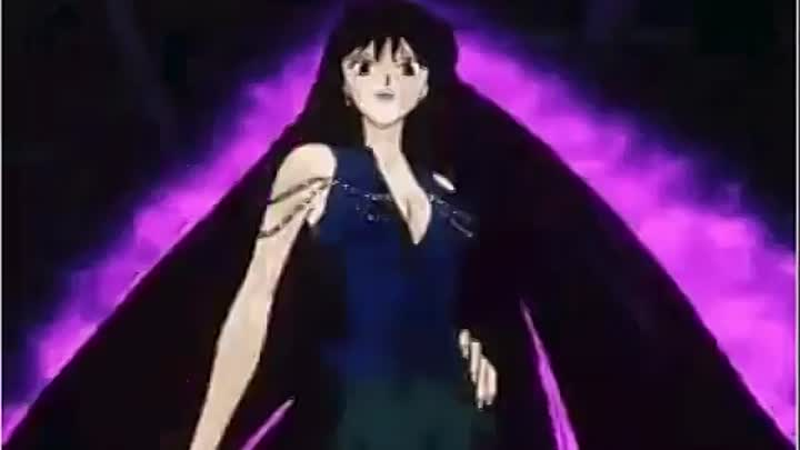 Видео: Sailor Saturn Mugen Senshi all attacks