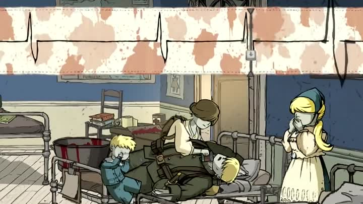 Valiant Hearts: The Great War - 31 серия - Финал