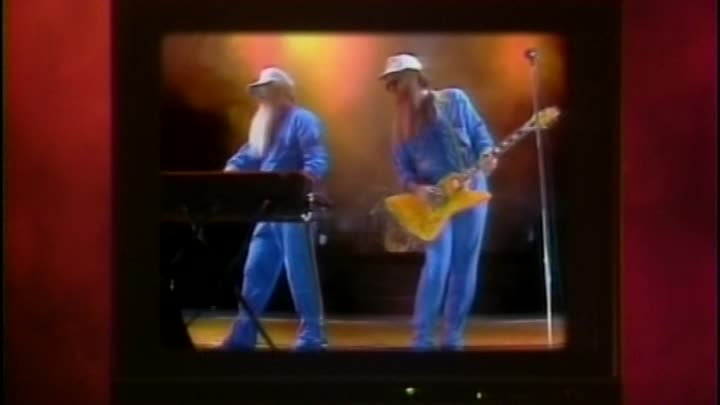 Видео: ZZ Top Greatest Hits 1992 (The Video Collection)