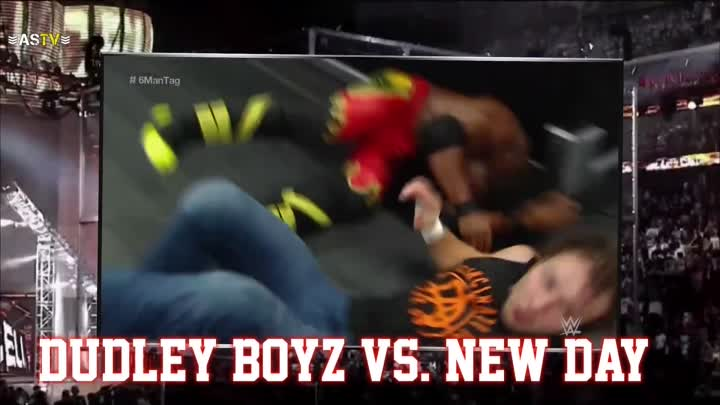 Видео: Road to Hell in a Cell 2015