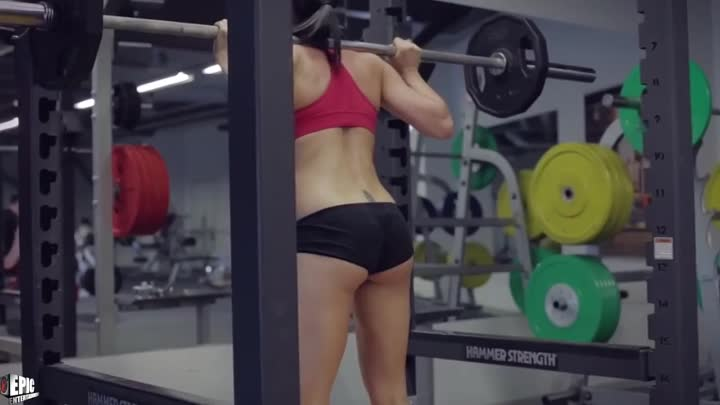 Female Fitness Motivation - Sexy Workout 2015