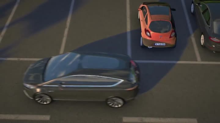 Видео: Ford S-MAX Concept Animation
