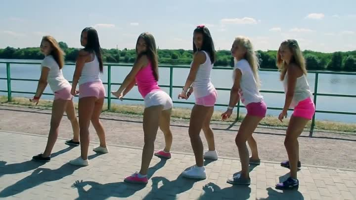 VOL.2 #twerkinthemorning summer course by Shoshina Katerina