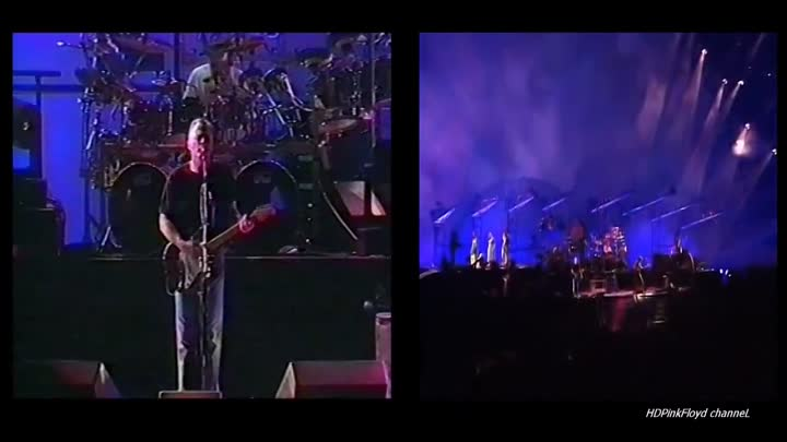 """Видео: Pink Floyd - Coming Back to Life *(musik.klub ROK- ДЖУНГЛИ!!! -""""(official)""""."""