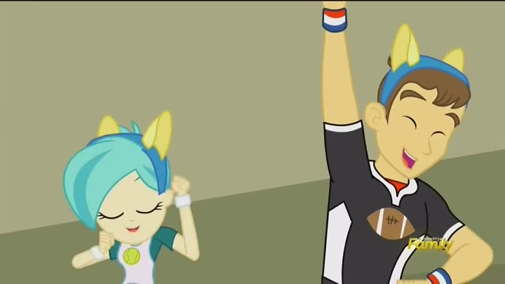 Видео: EQG Friendship Games Song_ CHS Rally Song [Extended]