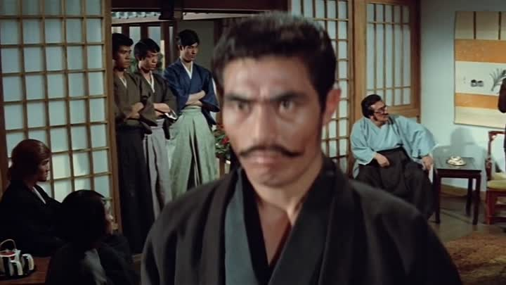 Кулак ярости - The Chinese Connection - Jing wu men (1972)