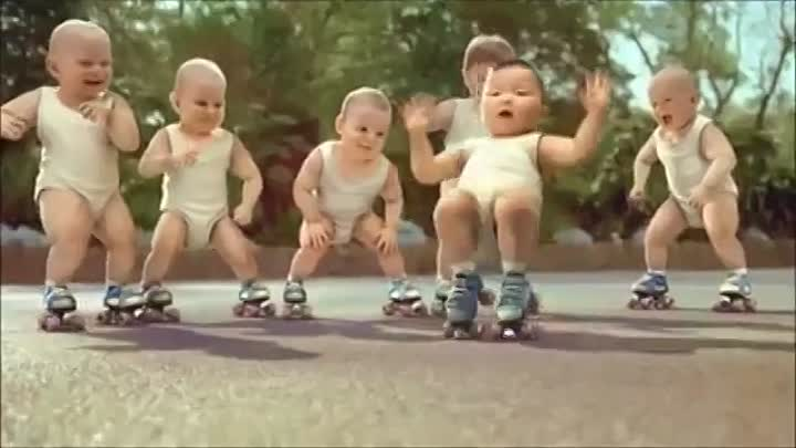 Baby Gangnam Style (Official Video)