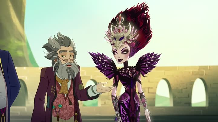 Видео: Ч5 - Dragon Games- Team Snow White versus Team Evil Queen - Ever After High