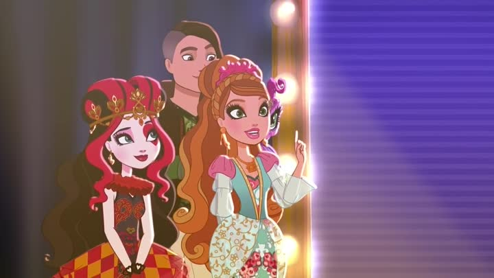 Видео: Ч4 - Dragon Games- Dragon Games Are Back! - Ever After High