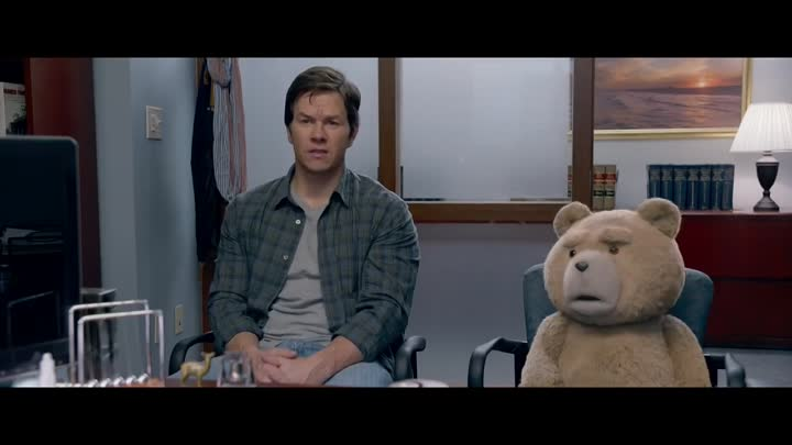 Видео: Ted 2 - Official Trailer (HD)